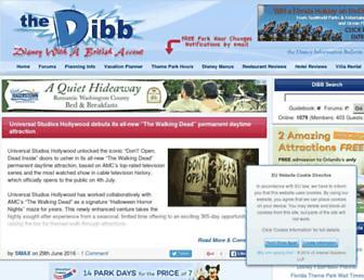 Thumbshot of Thedibb.co.uk