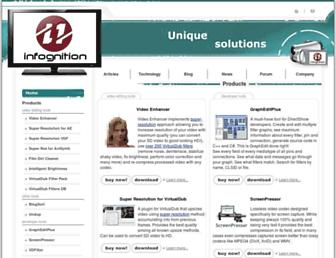 infognition.com screenshot