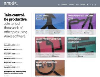 araxis.com screenshot