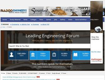 faadooengineers.com screenshot