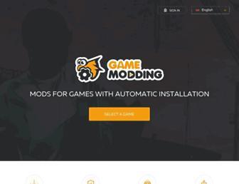 gamemodding.com screenshot