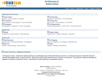 linkism.com screenshot