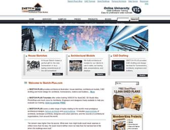 sketch-plus.com screenshot