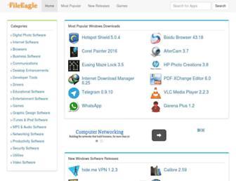 fileeagle.com screenshot