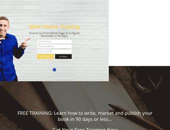 self-publishingschool.com screenshot