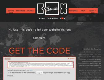 Thumbshot of Htmlcommentbox.com