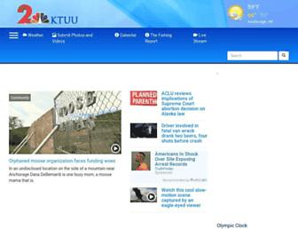 Thumbshot of Ktuu.com