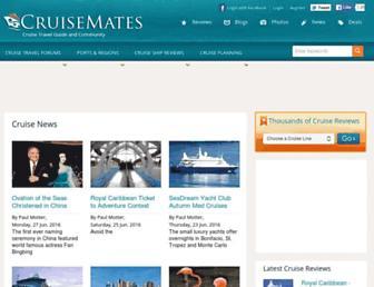 Thumbshot of Cruisemates.com