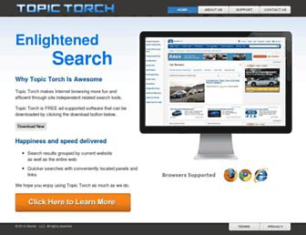 Thumbshot of Topictorch.com