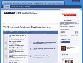 Thumbshot of Myturbodiesel.com