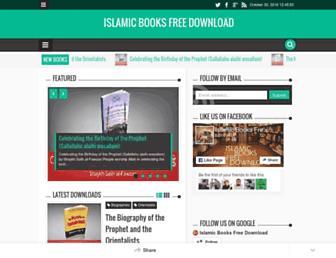 download-islamic-book.blogspot.com screenshot