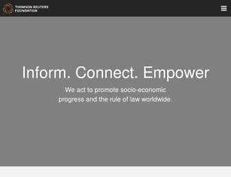 Thumbshot of Trust.org