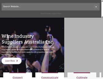 wisa.org.au screenshot