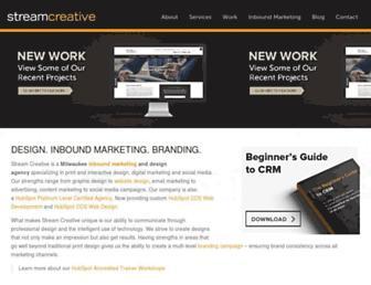 streamcreative.com screenshot
