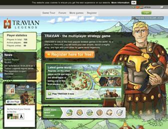 Thumbshot of Travian.co.za