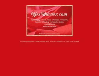 yesmaster.com screenshot