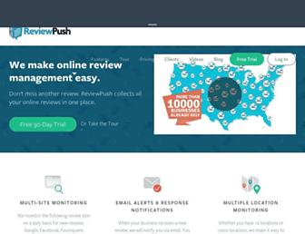 Thumbshot of Reviewpush.com