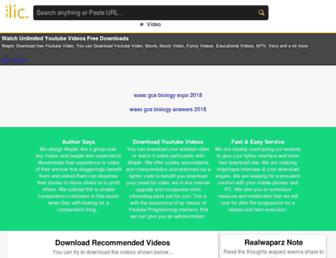wap.wikiwaparz.com screenshot