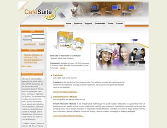 cafesuite.net screenshot