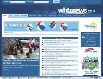 whiznews.com screenshot