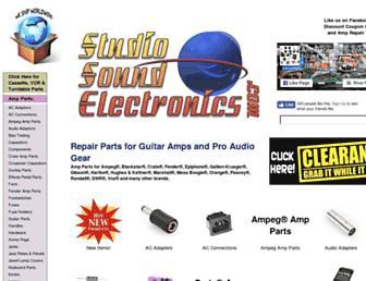 amprepairparts.com screenshot