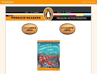 penguinreaders.com screenshot