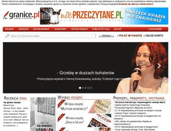 granice.pl screenshot