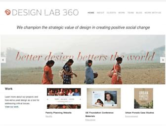 Main page screenshot of aed-design.org