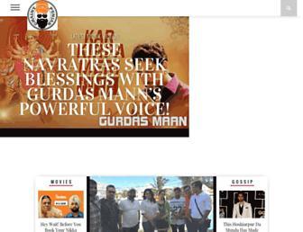 ghaintpunjab.com screenshot