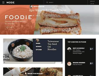 Thumbshot of Foodie.com