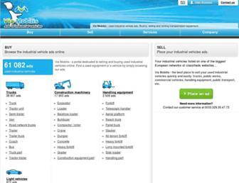 via-mobilis.com screenshot