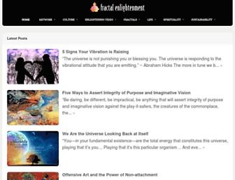 Thumbshot of Fractalenlightenment.com
