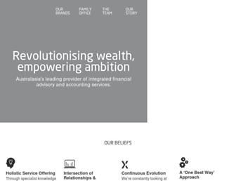 findex.com.au screenshot