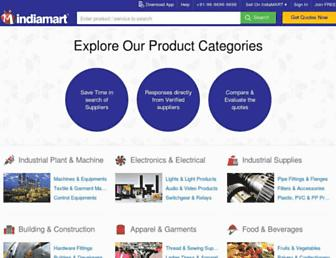 dir.indiamart.com screenshot