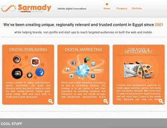 Thumbshot of Sarmady.net