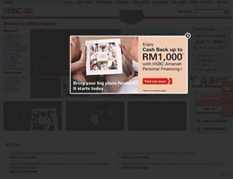 Thumbshot of Hsbc.com.my