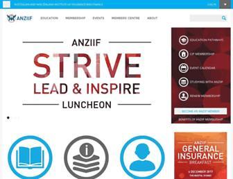 anziif.com screenshot