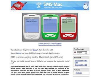 smsmac.com screenshot