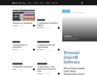 topbestalternatives.com screenshot