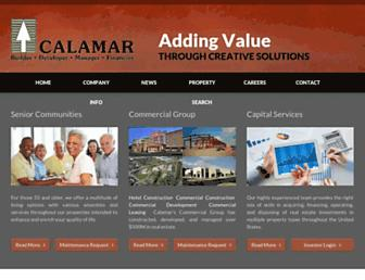 calamar.com screenshot