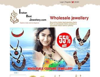 indianbestjewellery.com screenshot