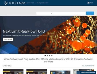 Thumbshot of Toolfarm.com