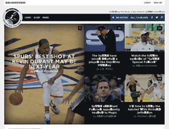 Thumbshot of Poundingtherock.com