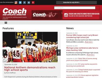 coachad.com screenshot
