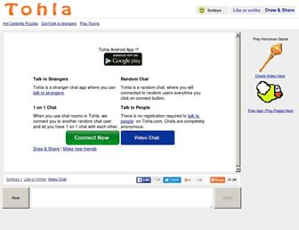 Thumbshot of Tohla.com