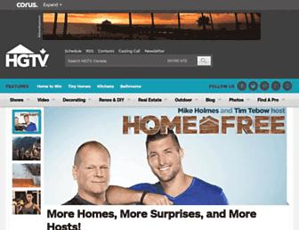 Thumbshot of Hgtv.ca
