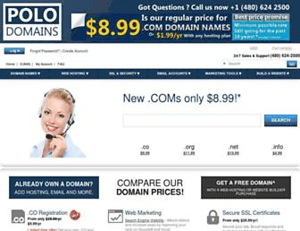 Thumbshot of Polodomains.com