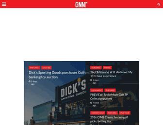 thegolfnewsnet.com screenshot