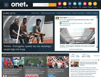 Thumbshot of Onet.pl