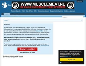Thumbshot of Dutchbodybuilding.com